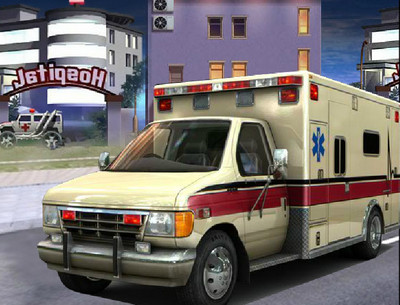 Play Ambulance Driving