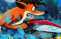 Play Bandicoot Jet Ski