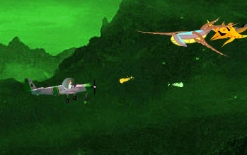 Play Ben 10 Flight War