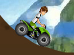 Play Ben 10 Mountain ATV