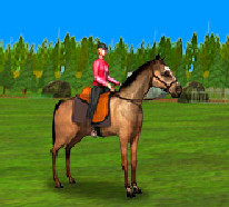 Play Bounce the Horse