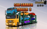 Play Car Carrier Trailer