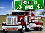 Play Destructo 18 Wheeler