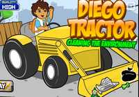 Play Diego Tractor