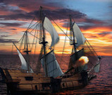 Play Galleon Ship