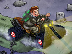 Play Ghost Busters ATV