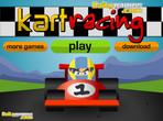 Play Karting Time Trial
