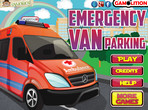 Play Mercedes Ambulance