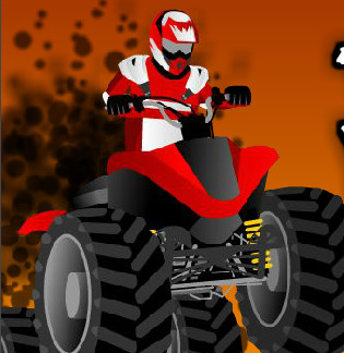 Play Monster ATV