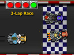 Play Monster Karting
