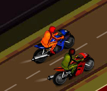 Play Motorcycle Drag