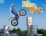 Play Motorcycle Mania