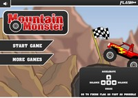 Play Mountain Monster