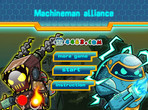 Play Multiplayer Robot Games