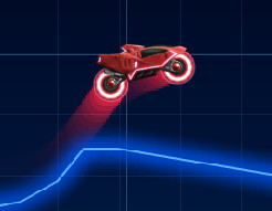 Play Neon Motorcycle