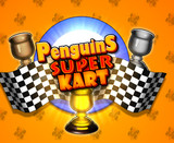 Play Penguin Karting