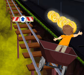 Play Rail Rush