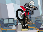 Play Rush Hour Motocross