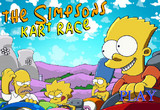 Play Simpsons Karting