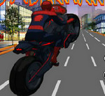 Play Spiderman Motorcycle
