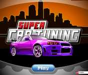 Play Super Car Tuning