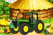 Play Super Tractor Jigsaw