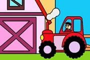 Play Sweet Tractor in The Farm
