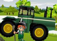 Play Tractor Challenge