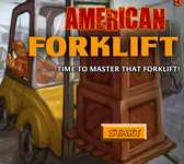 Play Tractor Forklift