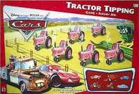 Tractor Tipping Cars