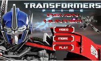Play Transformers Demon Hunter
