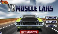 Play V8 Muscle Cars